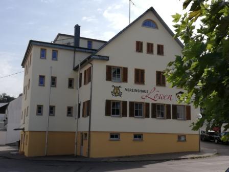 Vereinsgaststätte Löwen Wernau