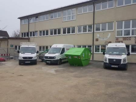 Kindertagesstätte und Grundschule Schloßgarten in Wernau