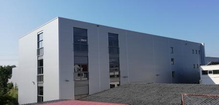 Industriegebäude in Wernau
